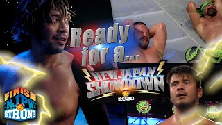 KENTA hits the Road to Showdown hard! |Finish STRONG