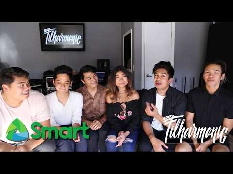 Isn't She Lovely - Stevie Wonder: The Filharmonic ft. MJ Labenia (A Cappella Cover) SMART Launchpad