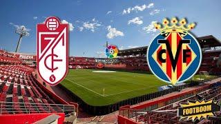 Прогноз на матч Чемпионата Испании Гранада Вильярреал смотреть онлайн бесплатно 03 04 2021