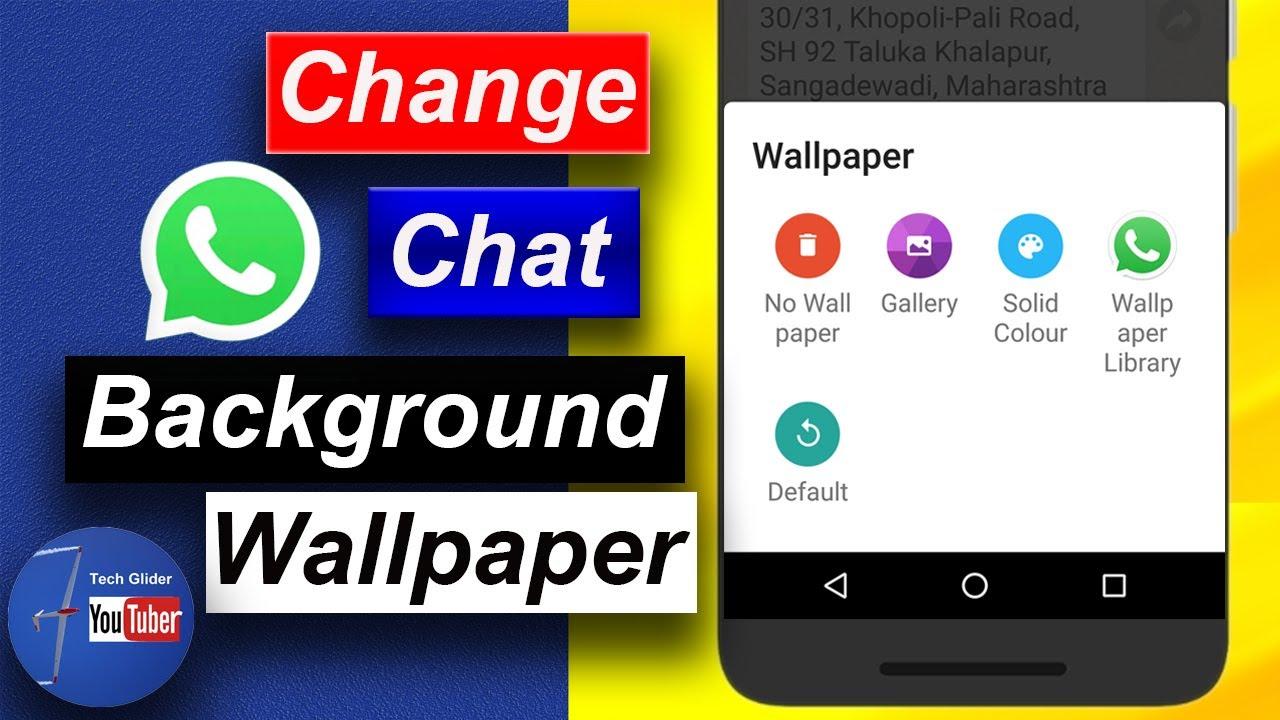whatsapp chat background wallpaper