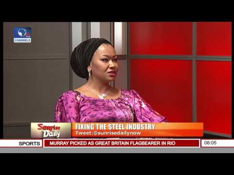 Lawyer Urges FG To Re Engage Russian Company In Ajaokuta Rehabilitation Pt.2