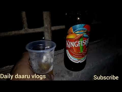 Kingfisher Strong Beer Review | Daily Daaru Vlogs