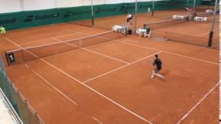 MASTERS матч Клопов - Перевалов (розыгрыш 2)