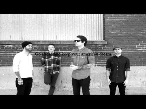 Beartooth  - Keep Your American Dream LYRICS