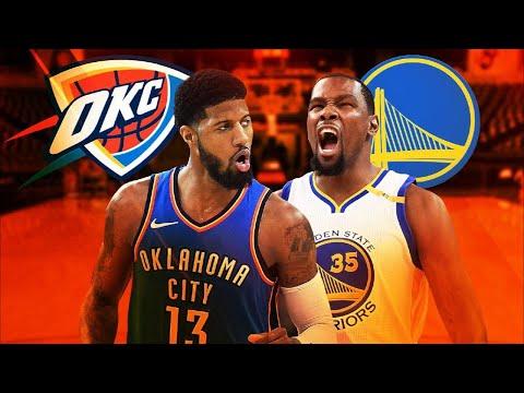 Oklahoma City Thunder vs Golden State Thunder Full Game