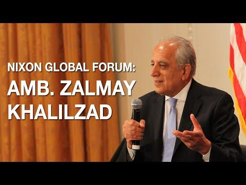 Nixon Global Forum: Ambassador Zalmay Khalilzad