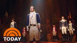 'Hamilton' To Say Farewell To 'Founding Father' Lin-Manuel Miranda | TODAY