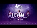 Hey Ma Pitbull J Balvin Ft Camila Cabello Choreography FitDance Life mp3