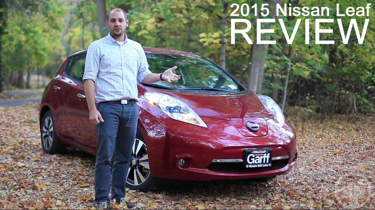 2017 Nissan Leaf Review