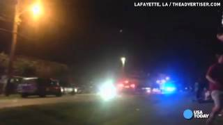 Raw: Multiple victims in Louisiana theater shooting