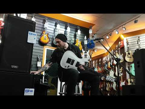 Andy James Clinic Part 3