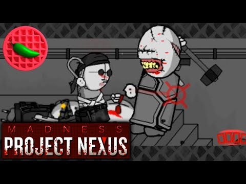 MANGLING MAD MUTANTS! – Let's Play Madness: Project Nexus (Violent Web Game)