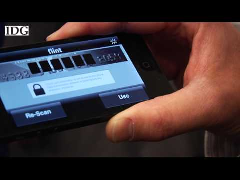 Macworld/iWorld 2013: Flint mobile takes on Square with dongle-free payment app