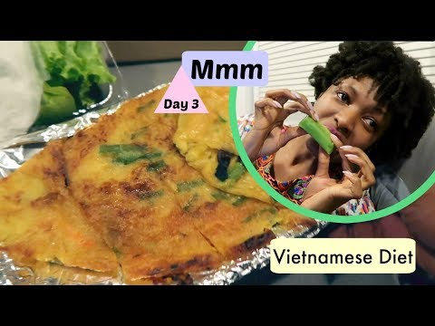 Vietnamese Food Delivery | Vietnamese Diet Day 3 | charlycheer