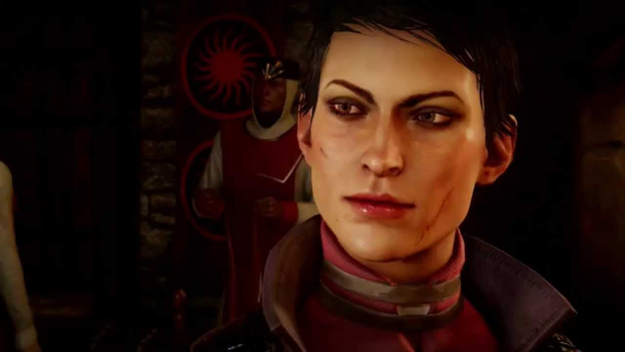 Dragon Age Dawn Of The Seeker Cassandra