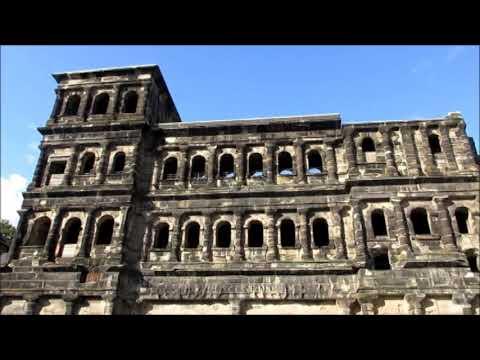 Путешествия Германия Трир немецкий Рим Reisen Deutschland Trier Das Deutsche Rom