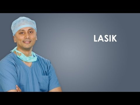 What is LASIK?
