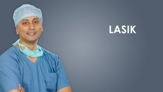 What is LASIK eye surgery