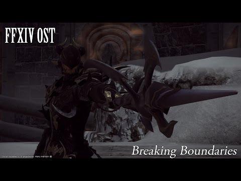FFXIV OST Job Quest Final Battle Theme ( Breaking Boundaries )