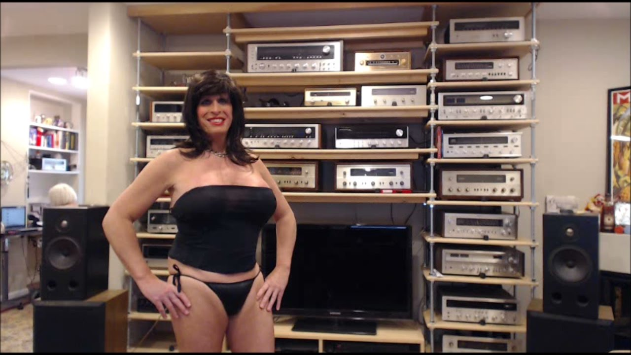 how the sexy rosie girl built the amazing wall of sound vintage audio heaven youtube. Black Bedroom Furniture Sets. Home Design Ideas
