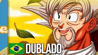 O Último dia de vida do ''Velho Goku'' - (Final alternativo - DUBLADO PT-BR)
