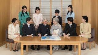 天皇ご一家は1日、新年を迎えられた。天皇陛下は4月30日に皇居で「...