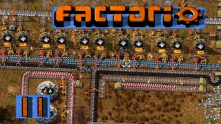 FACTORIO 🚂 Chips Fabriken ► #11 S04 Fabrik Aufbau Simulation deutsch german