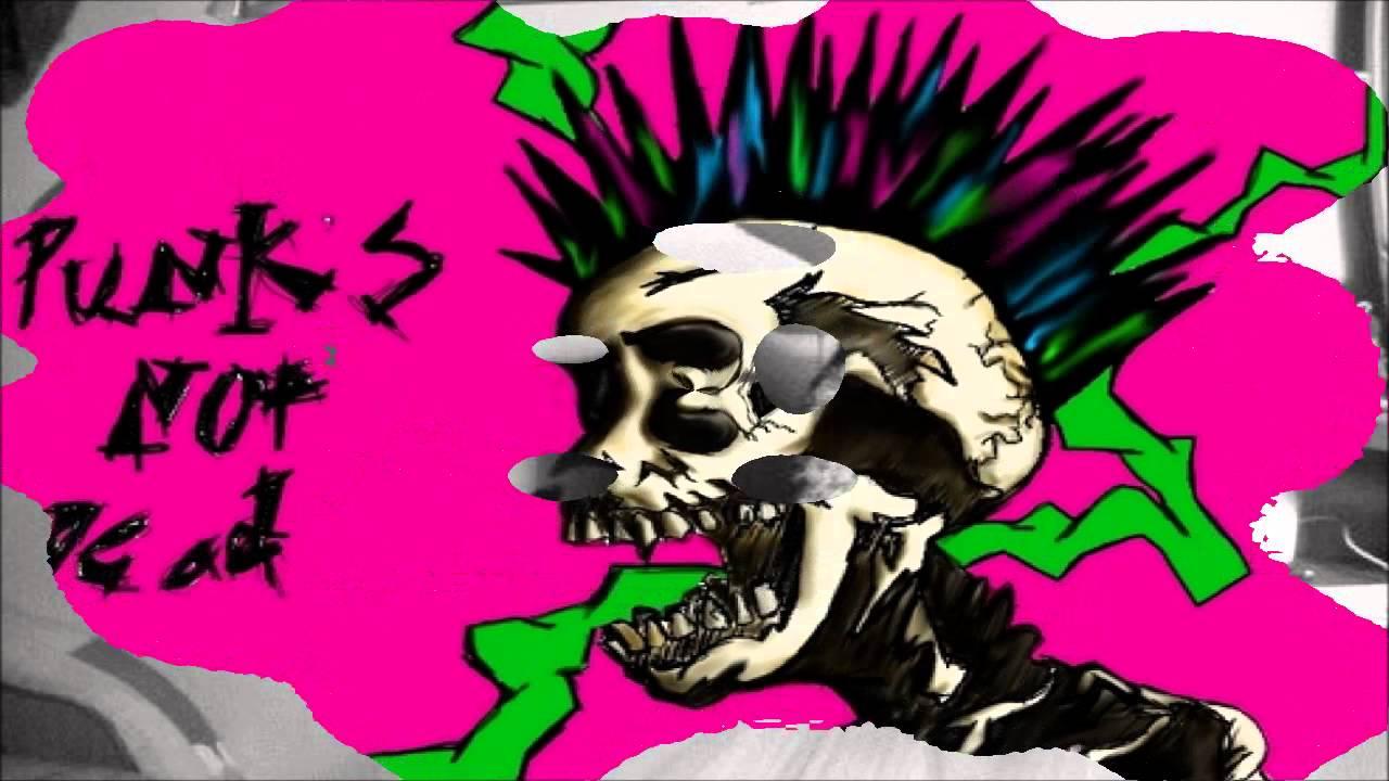 The Exploited Punks Not Dead Hq Youtube