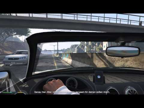 GTA 5 STORY (PC) #001 Eine Bank in Ludendorff... (HD+)