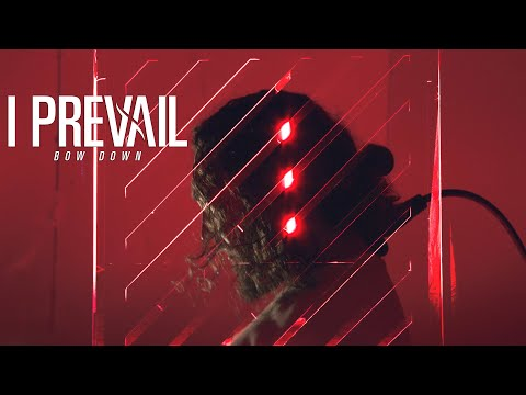 I Prevail - Bow Down (Official Music Video)