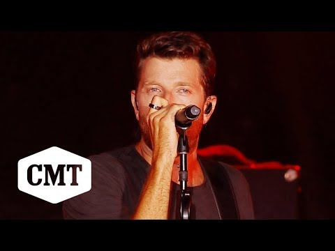 Jessica - Brett Eldredge Performs Drunk On Your Love | CMT's Let Freedom Sing!