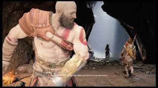God of war 4 (ps4) gameplay (part 9) full HD ✔
