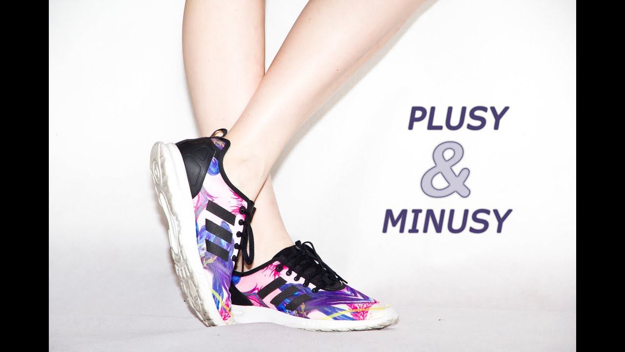 adidas Originals ZX Flux Smooth SNEAKERS Womens Shoes S82937