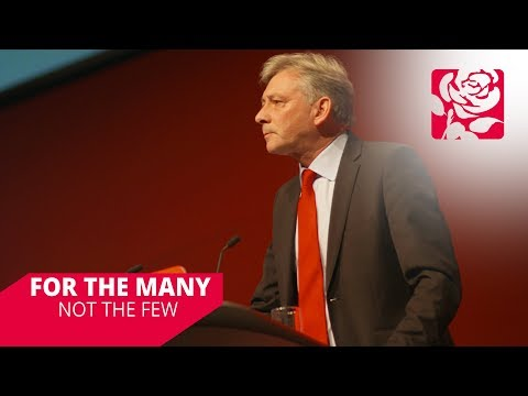 Richard Leonard's speech to Labour Conference
