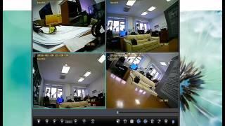 приклад відео 4-х канальний реєстратор
