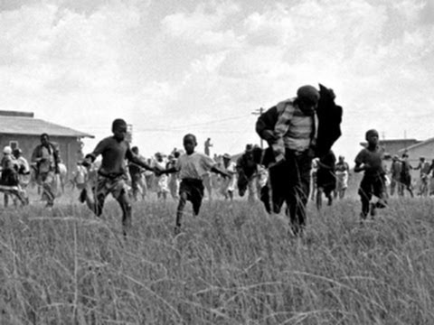 Sharpeville massacre was turning point in anti-apartheid movement