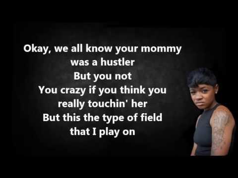 Empire Cast - Rap battle feat  Hakeem Lyon vs Freda Gatz (Lyrics Video)