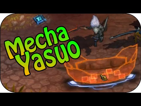 Cyber Ops Yasuo