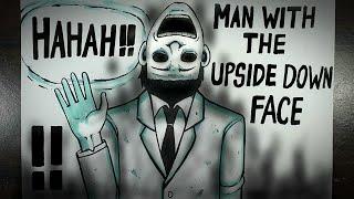 Asal Usul Hantu Dengan Kepala Terbalik (Upside Down Face)    DRAWSTORY