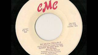 Sonny Blake: So Much Trouble