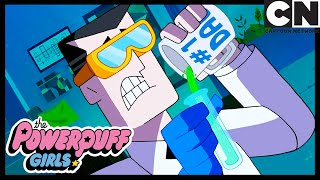 Science Time with The Professor! | Compilation | Powerpuff Girls | Cartoon Network