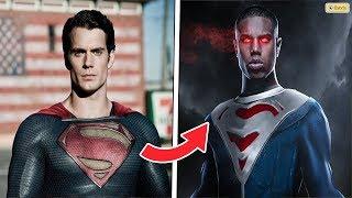 8 Detalles que Explican la Renuncia de Henry Cavill como SUPERMAN