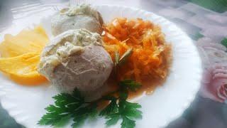 Простой рецепт запечённой картошки Easy recipe baked potatoes