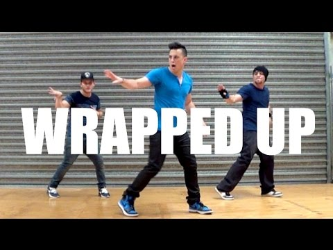 WRAPPED UP - Olly Murs Dance Choreography | Jayden Rodrigues NeWest