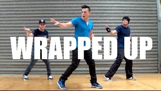 WRAPPED UP - Olly Murs Dance Choreography   Jayden Rodrigues NeWest