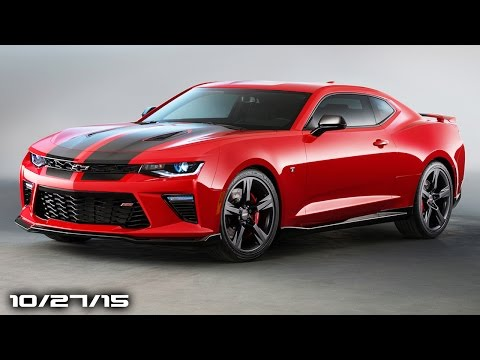 2016 Camaro SS is FAST, New Audi S4, Mercedes C Class C ...