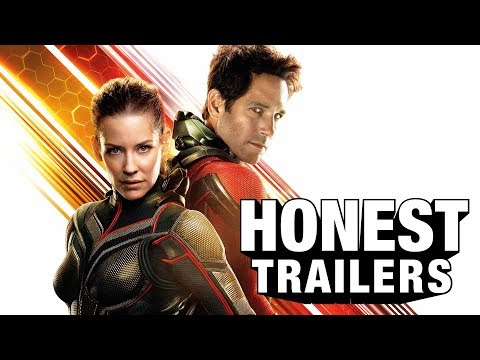 Honest Trailers - Ant-Man and The Wasp