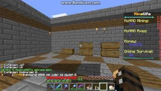 minelife survival en lille hygge video med anders007