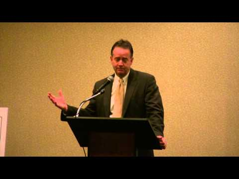 Barry Schoch at the 2013 PA Concrete Conference