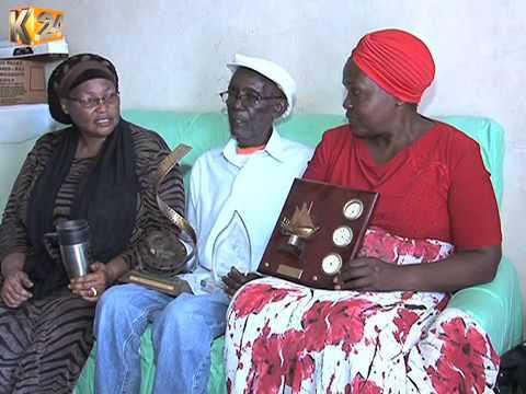 Download Msanii Mkongwe 'Mzee Ojwang' Anaugua Na Kuishi Kwa Uchochole